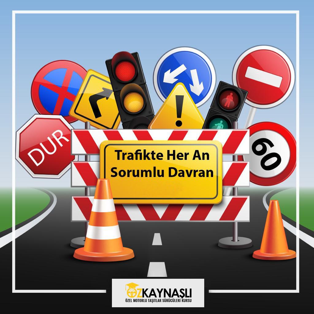 Trafik ve Çevre Bilgisi / Davranış Psikolojisi ve Genel Kavramlar